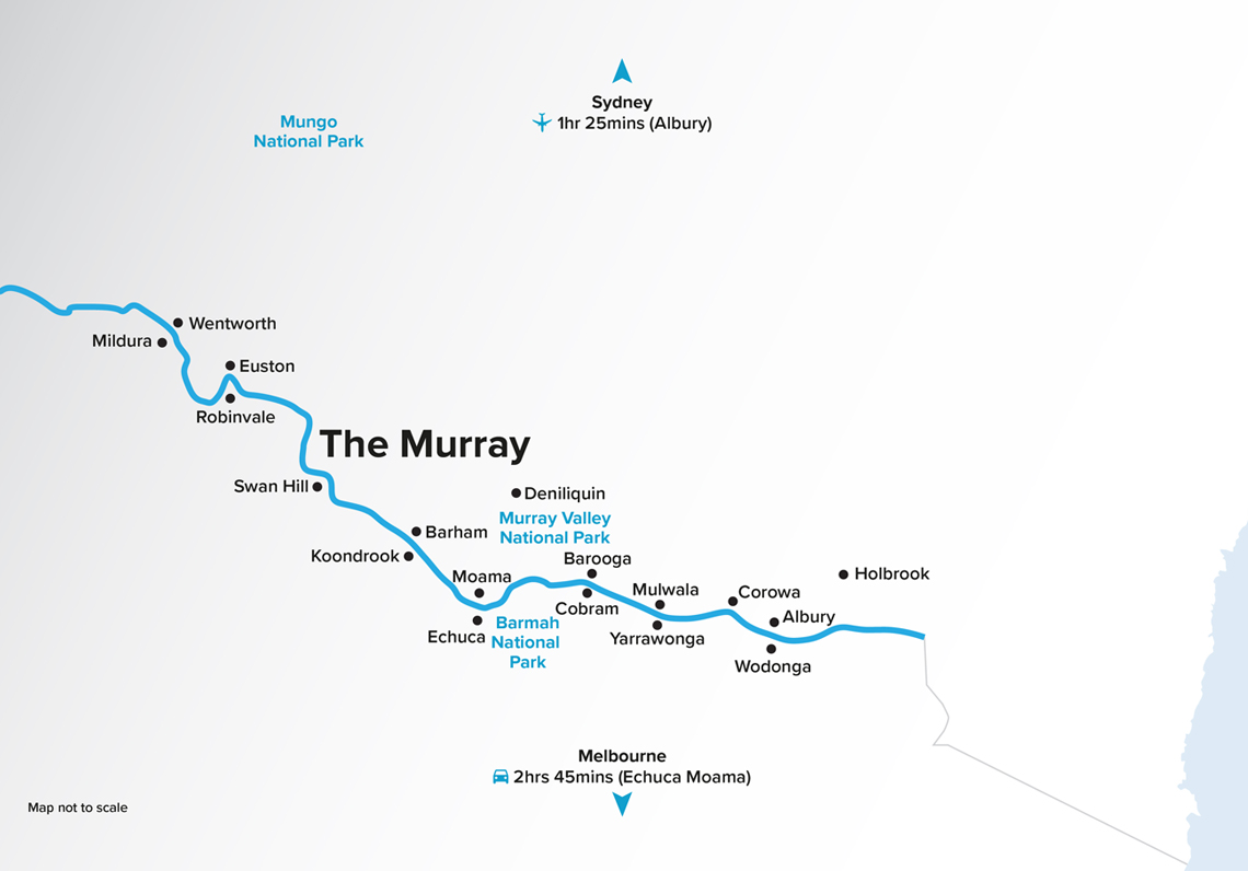 the Murray Map