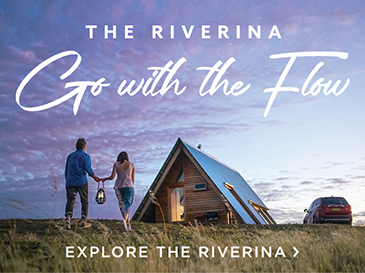 Riverina - Go with the Flow