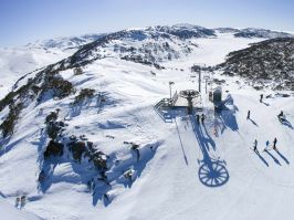 Charlotte Pass Ski Resort - Kosciuszko National Park