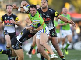 Canberra Raiders v Penrith Panthers - 04 May