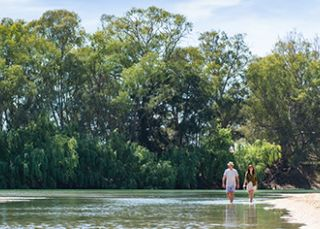 Wagga Beach - The Riverina