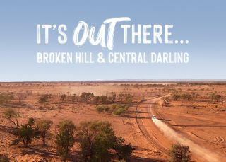It's Out There, Broken Hill