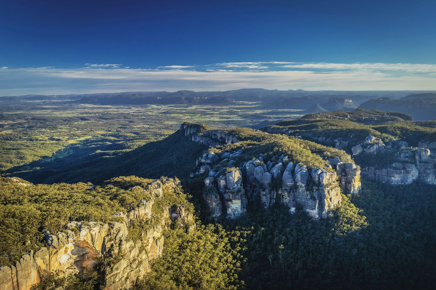 Capertee and Wolgan Valley, Blue Mountains