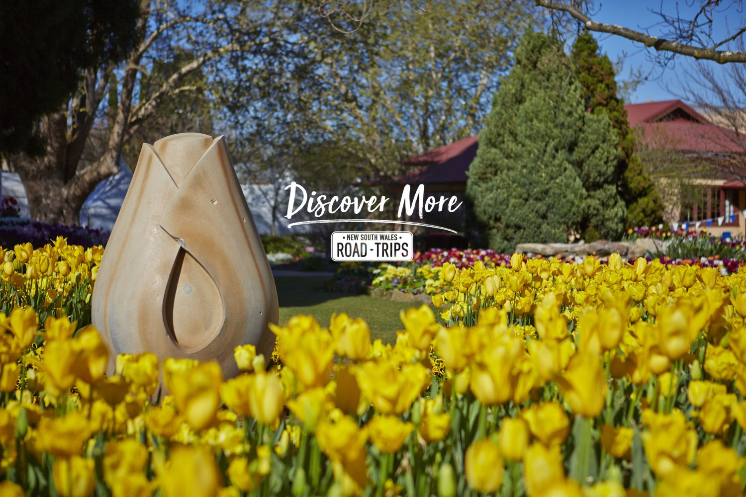 Tulip Time - one of Australia's oldest and leading floral festivals in Bowral