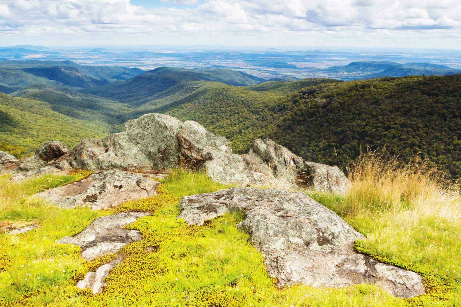 A mesmerising view in Mount Kaputar National Park, northwest NSW