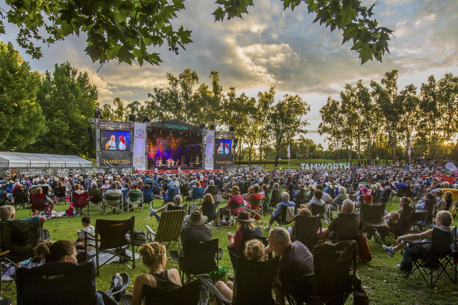 Your 2019 calendar of New South Wales events - Go55s