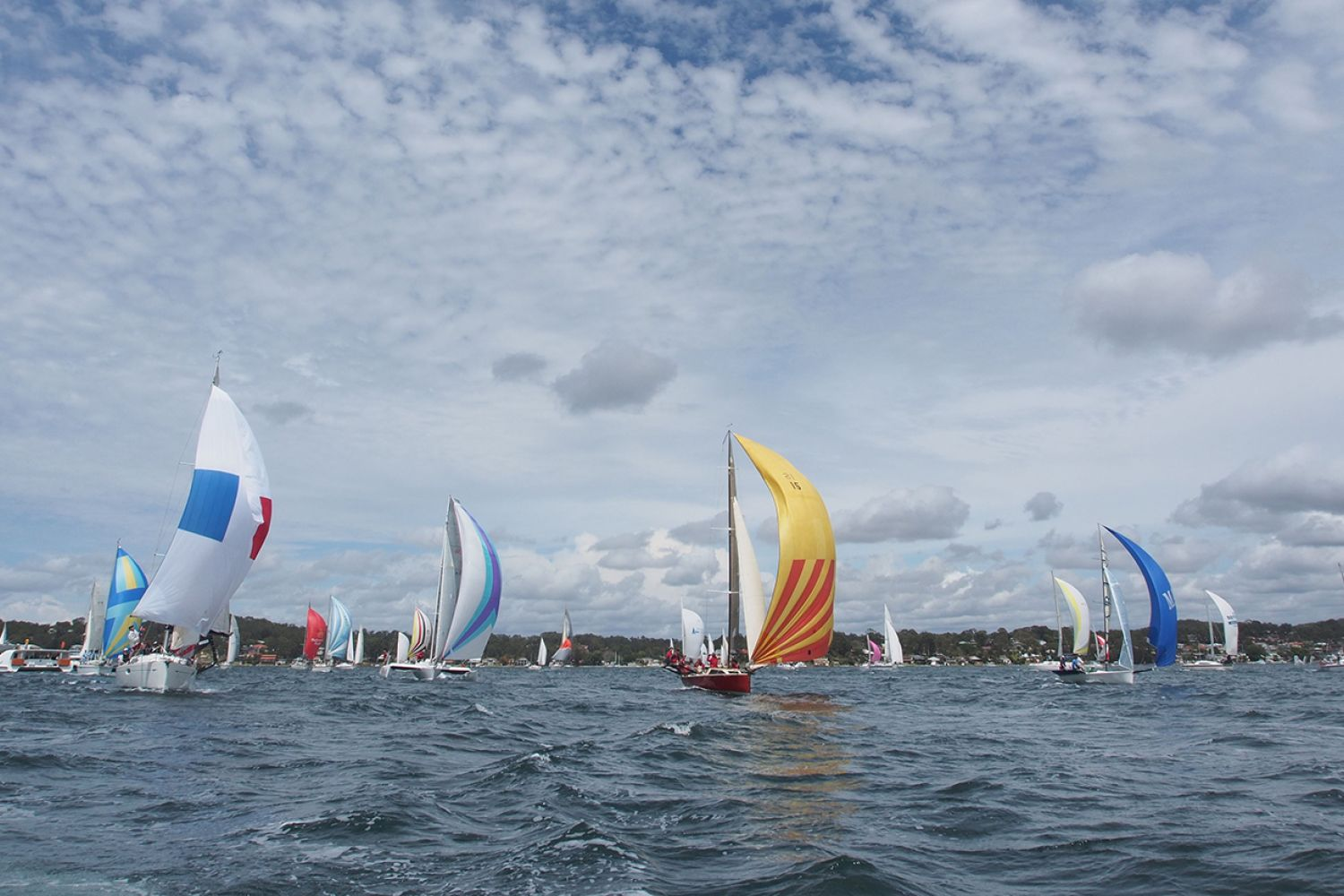 Lakefest, celebration of Lake Macquarie's aquatic lifestyle and rich maritime history