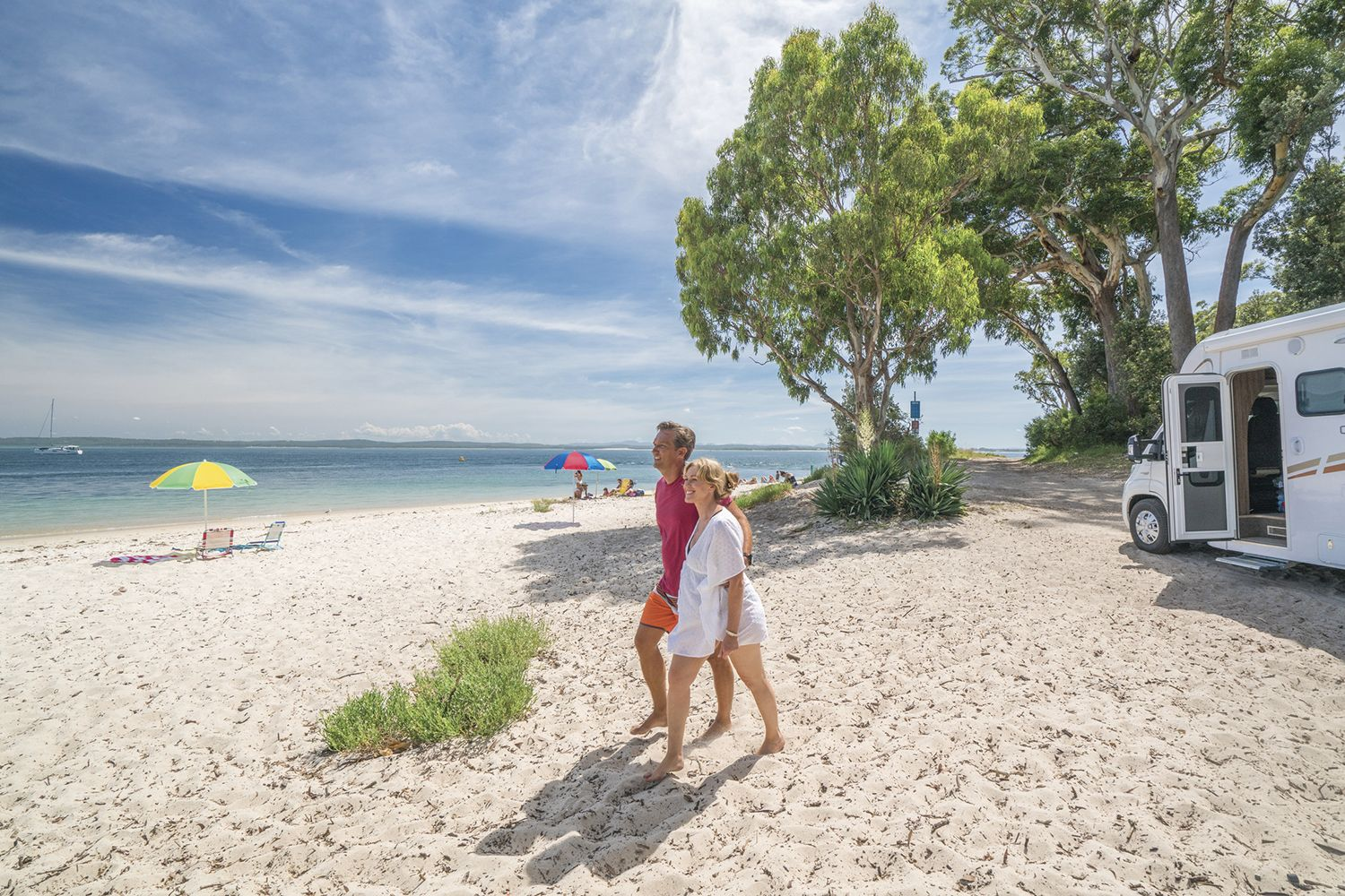 Beach Camping & Holiday Parks NSW – Caravan Parks, Maps