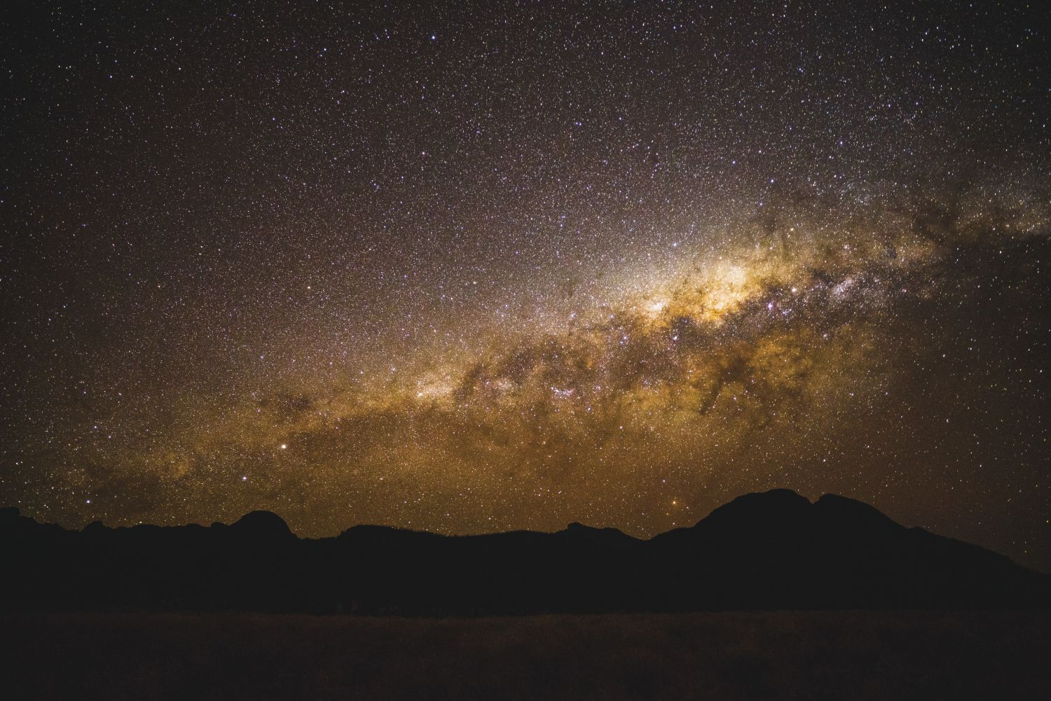 Dark Sky Park - Warrumbungle National Park