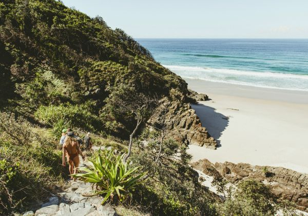 Whites Beach - Byron Bay
