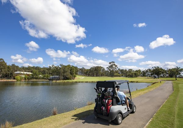 Oaks Cypress Lakes Resort - Pokolbin