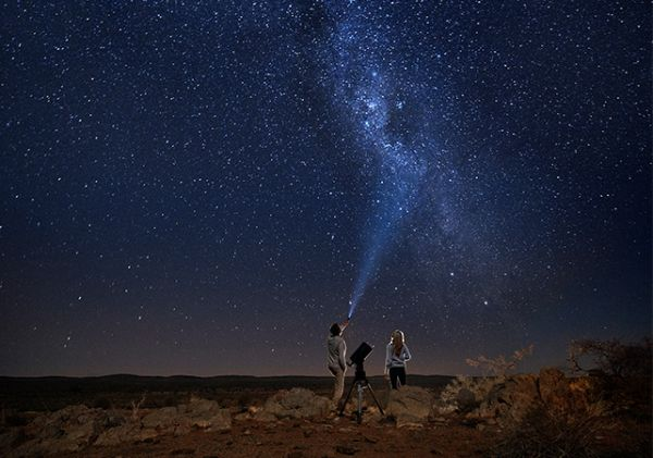 Outback Astronomy, Broken Hill