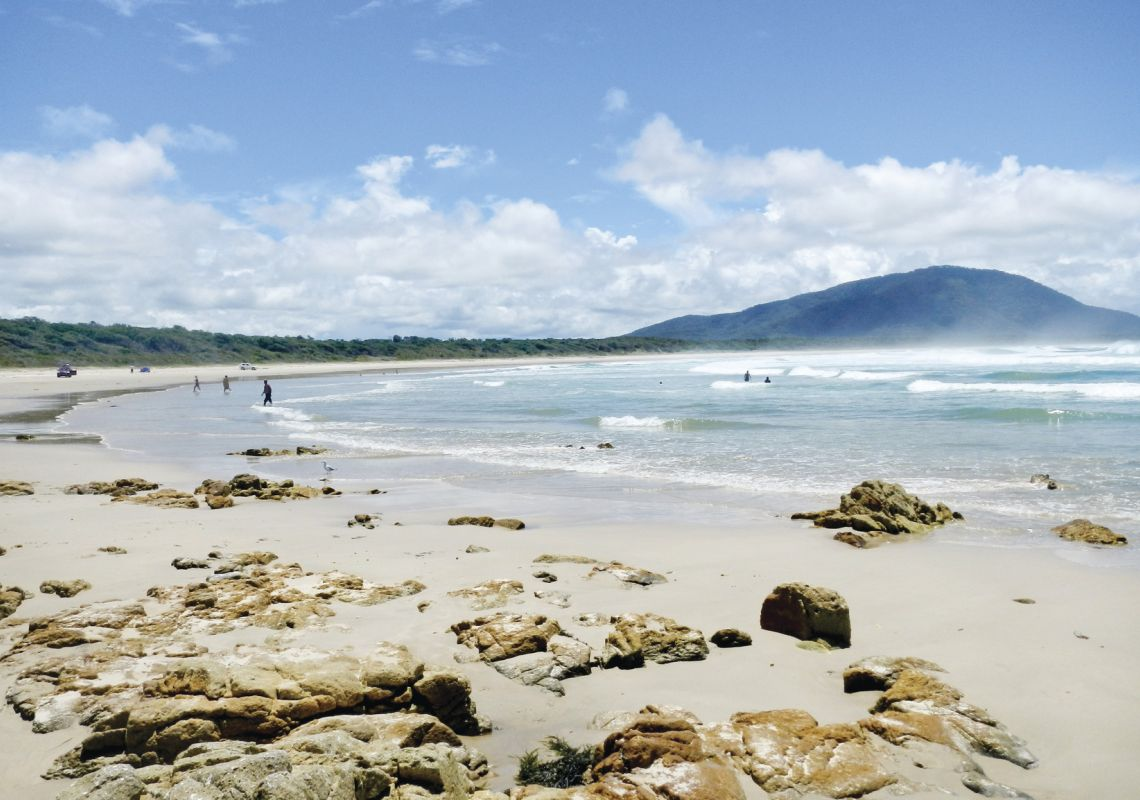 Diamond Head Beach - Crowdy Bay National Park - Taree