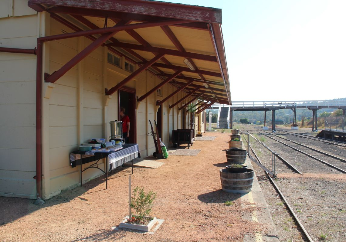 Bombala Historic Railway - Snowy Mountains