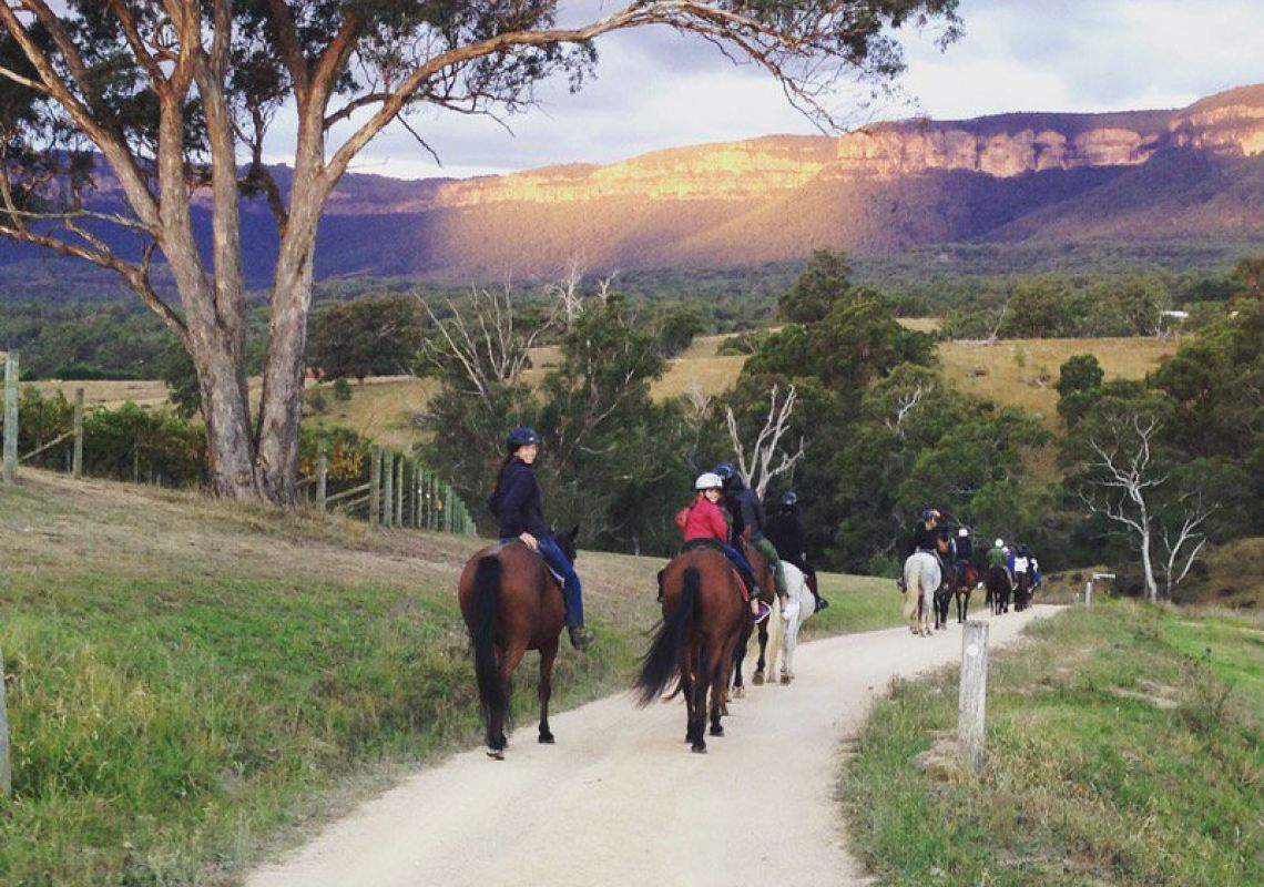 Euroka Blue Mountains Equestrian Centre