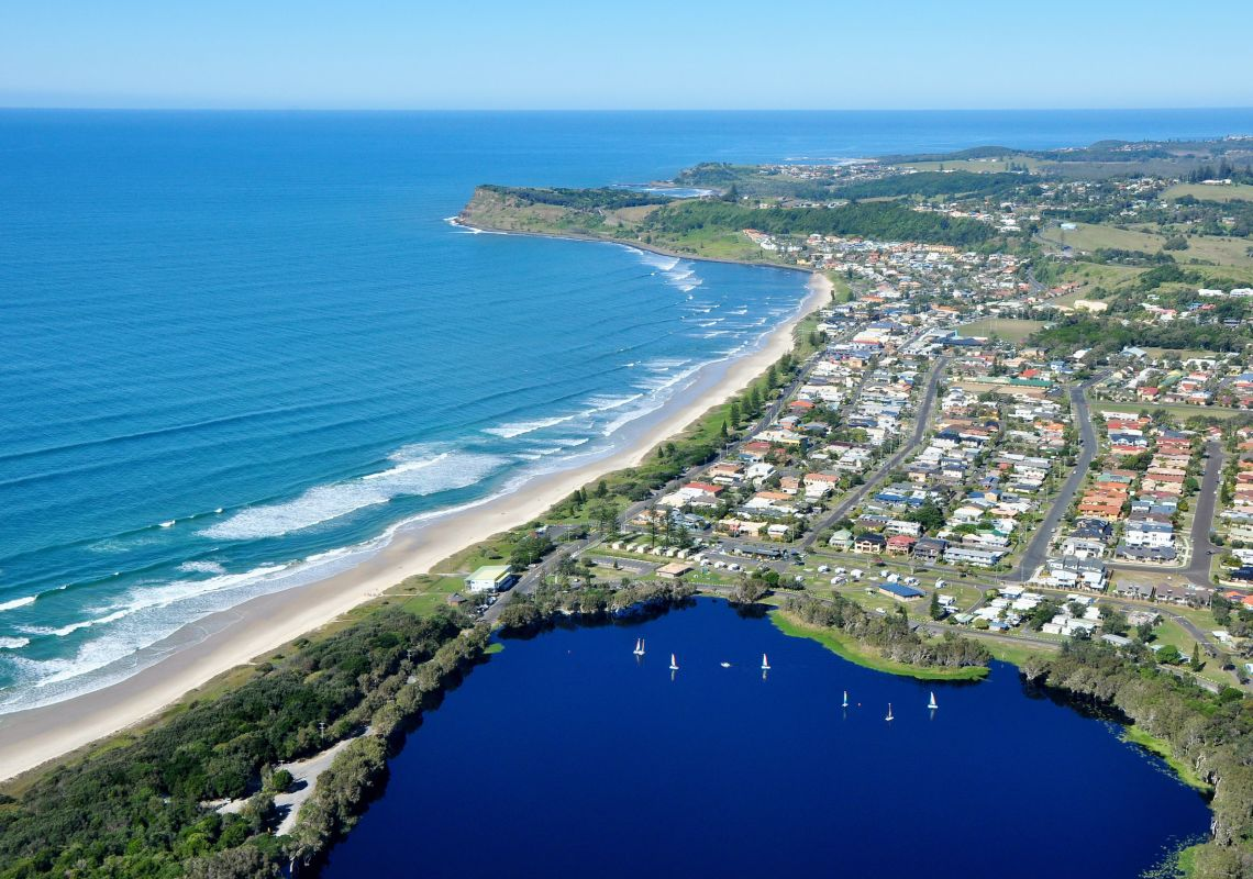 Lennox Head, Byron Bay Area