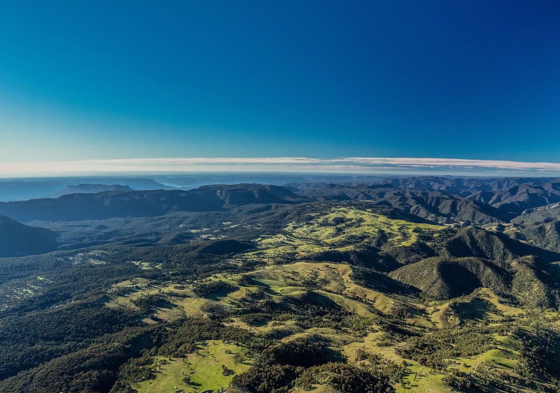 Megalong Valley - Blue Mountains National Park