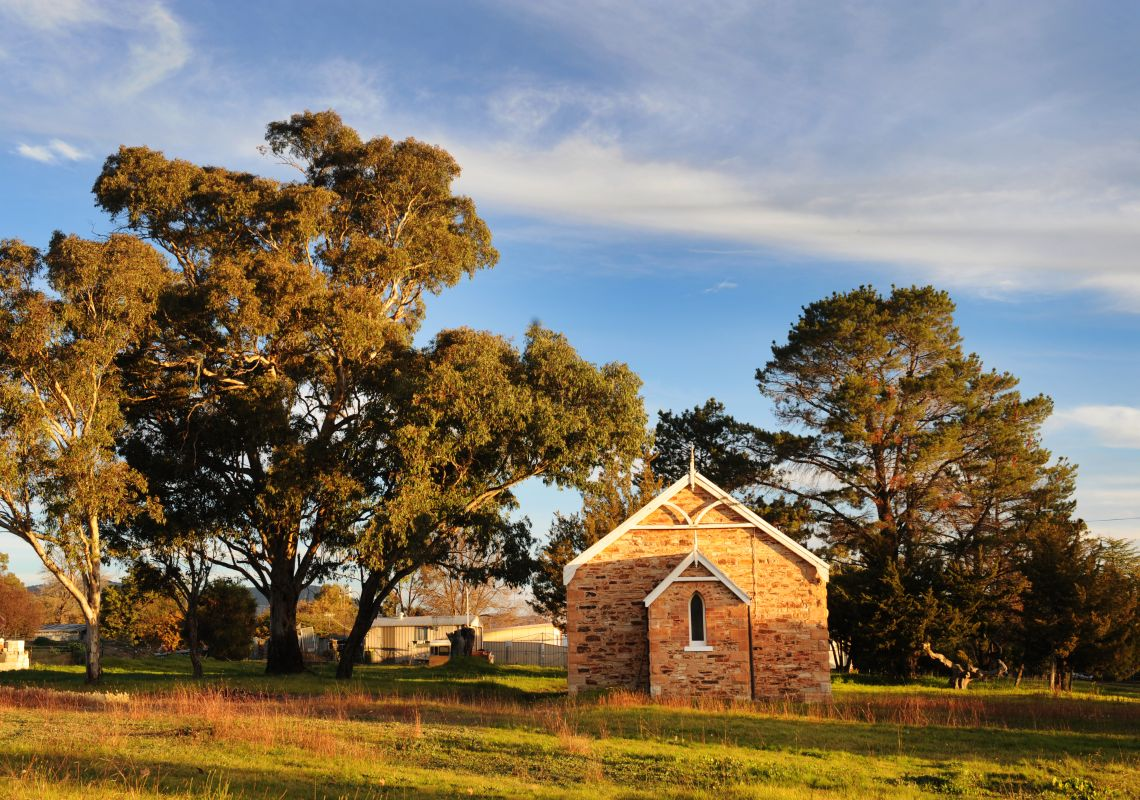 Country chapel - Rylstone
