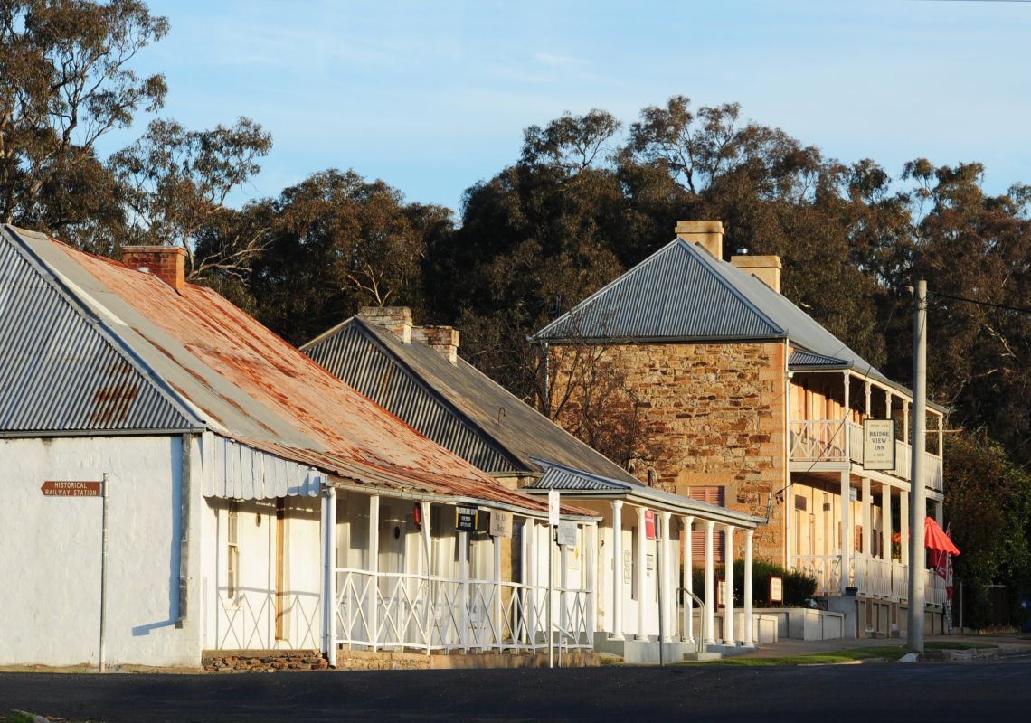 Heritage streetscapes - Rylstone