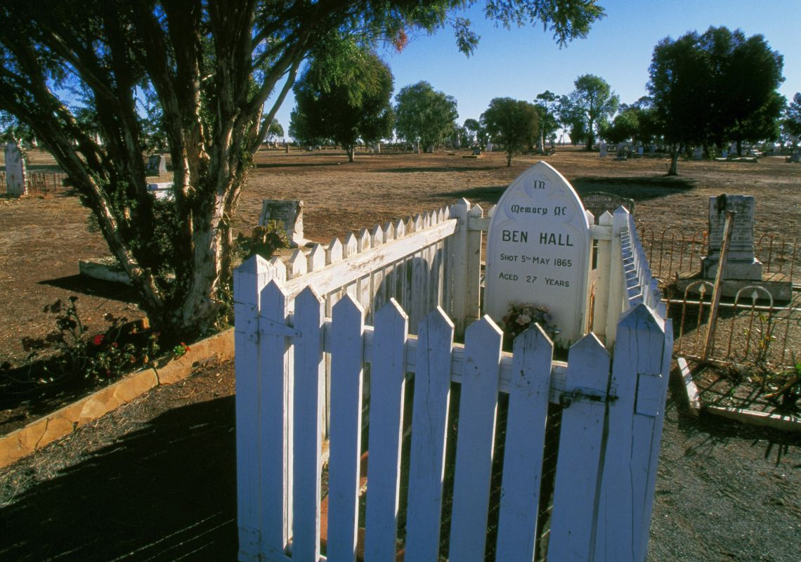Forbes cemetary, Forbes