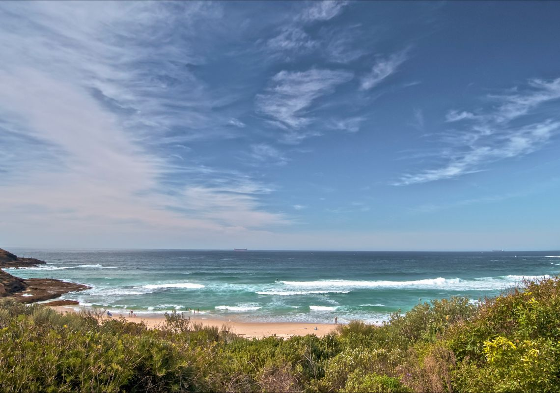 Frazer campground - Munmorah State Conservation Area - Wyong Area