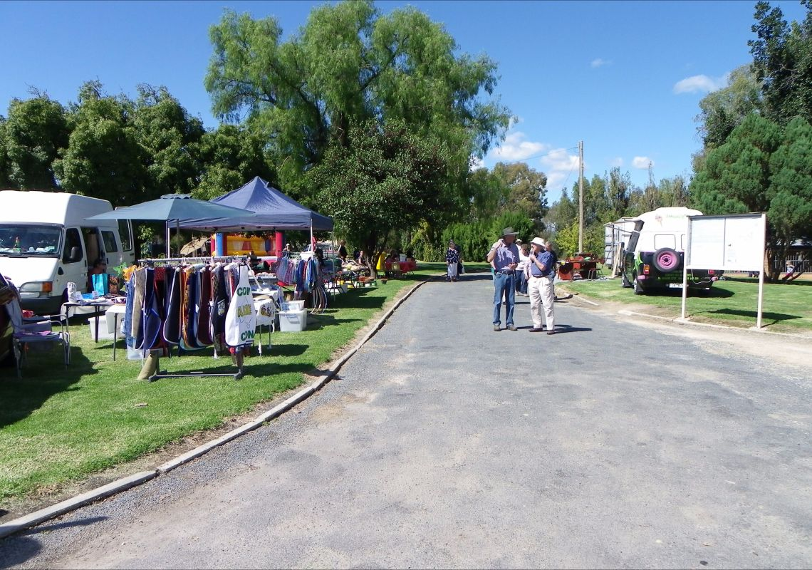 Holbrook Community Markets in Holbrook - The Murray