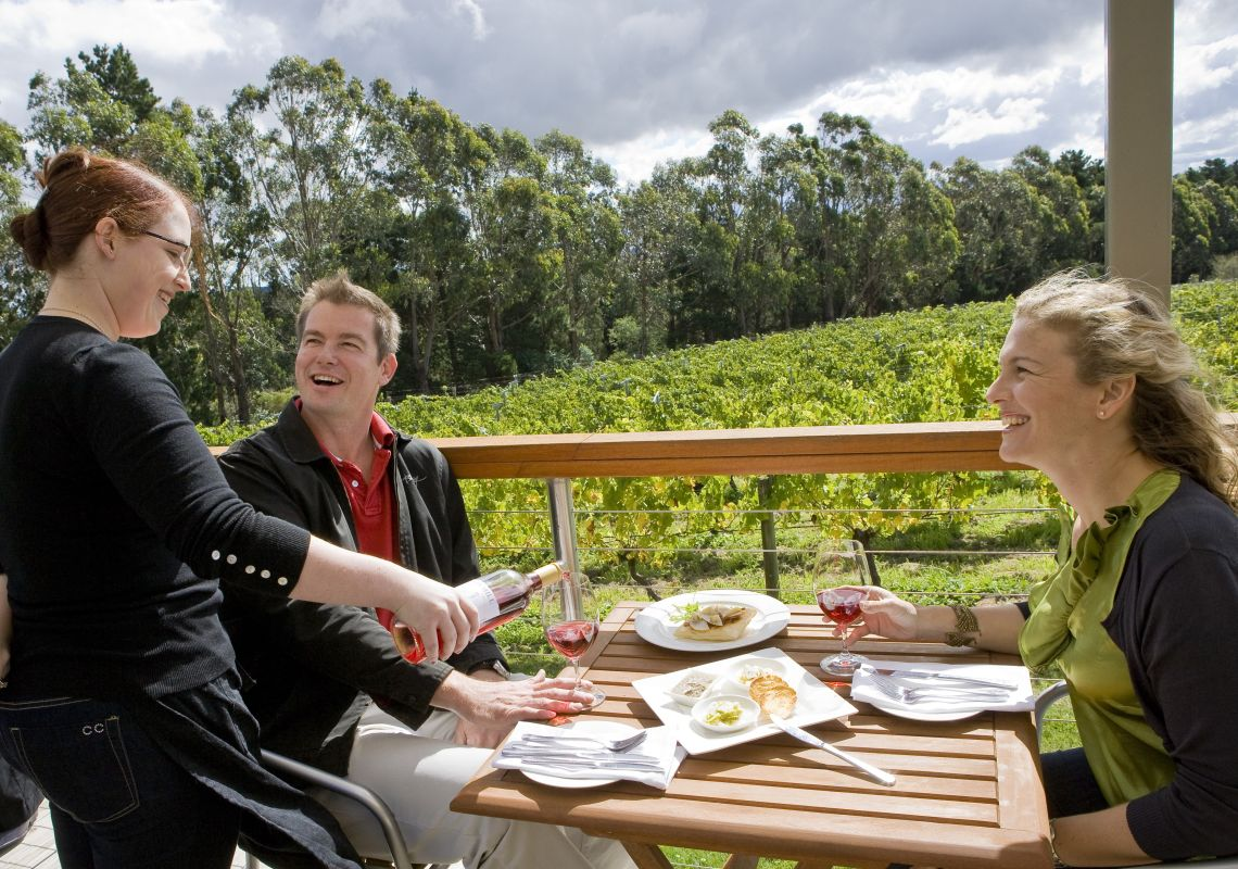 Lark Hill Biodynamic Winery, Bungendore