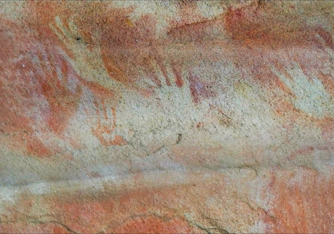 Red Hands Cave - Katoomba Area