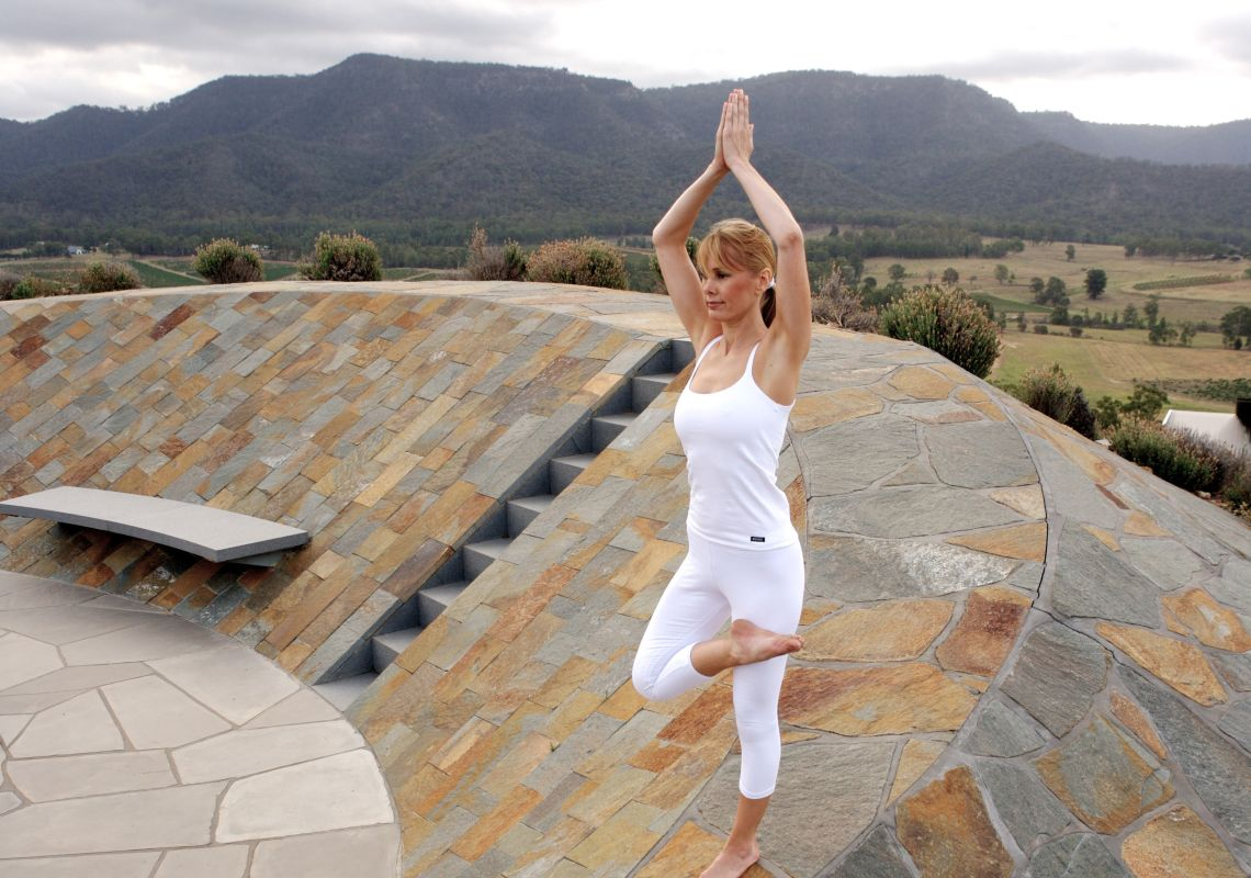 Elysia Golden Door Health Retreat in the Hunter Valley