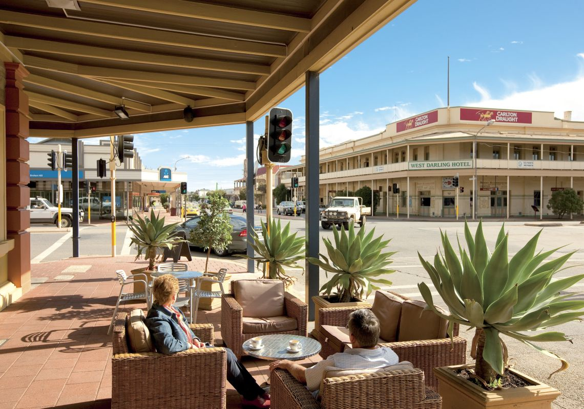 The Astra, Broken Hill