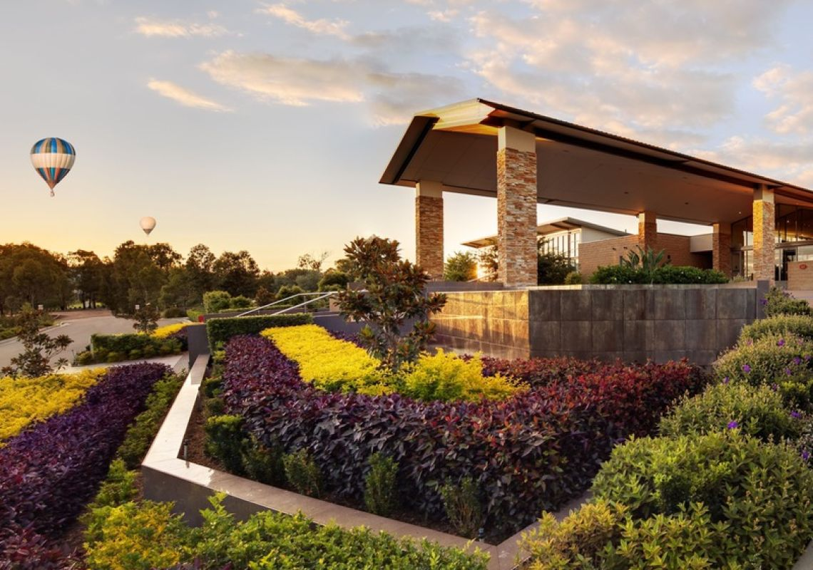 Crowne Plaza - Lovedale - Hunter Valley