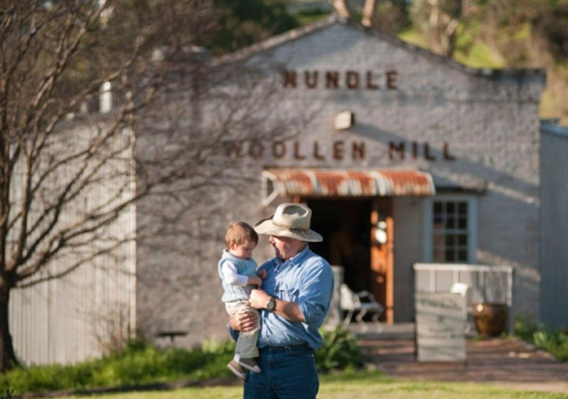 Nundle Woollen Mill, Nundle