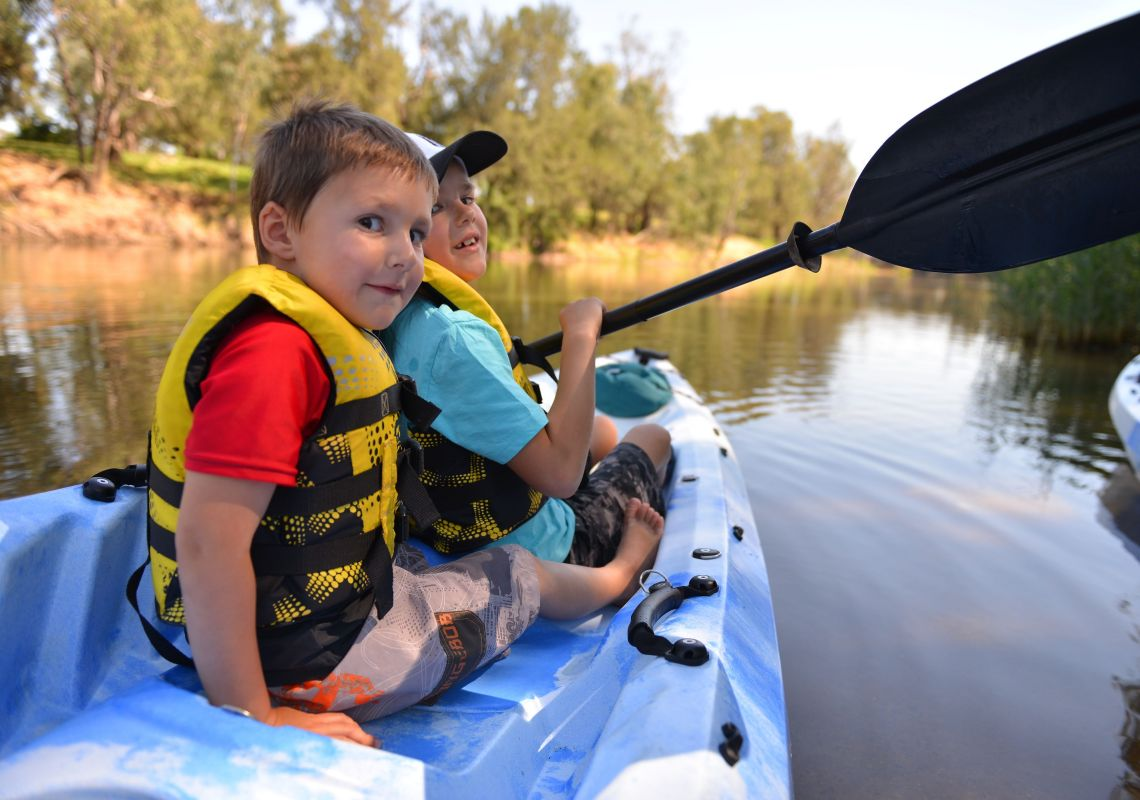 Adventure Watersports, Dubbo