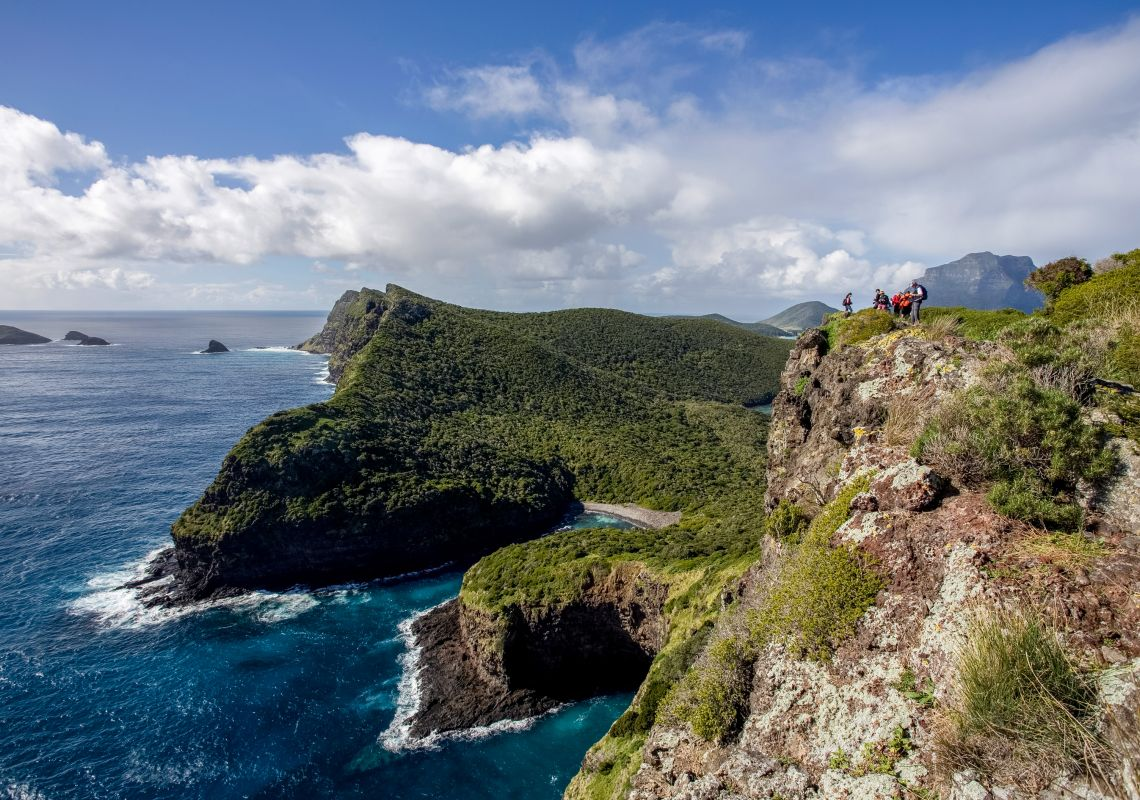 Coastal views on Malabar walk day, Seven Peaks Walk, Lord Howe Island