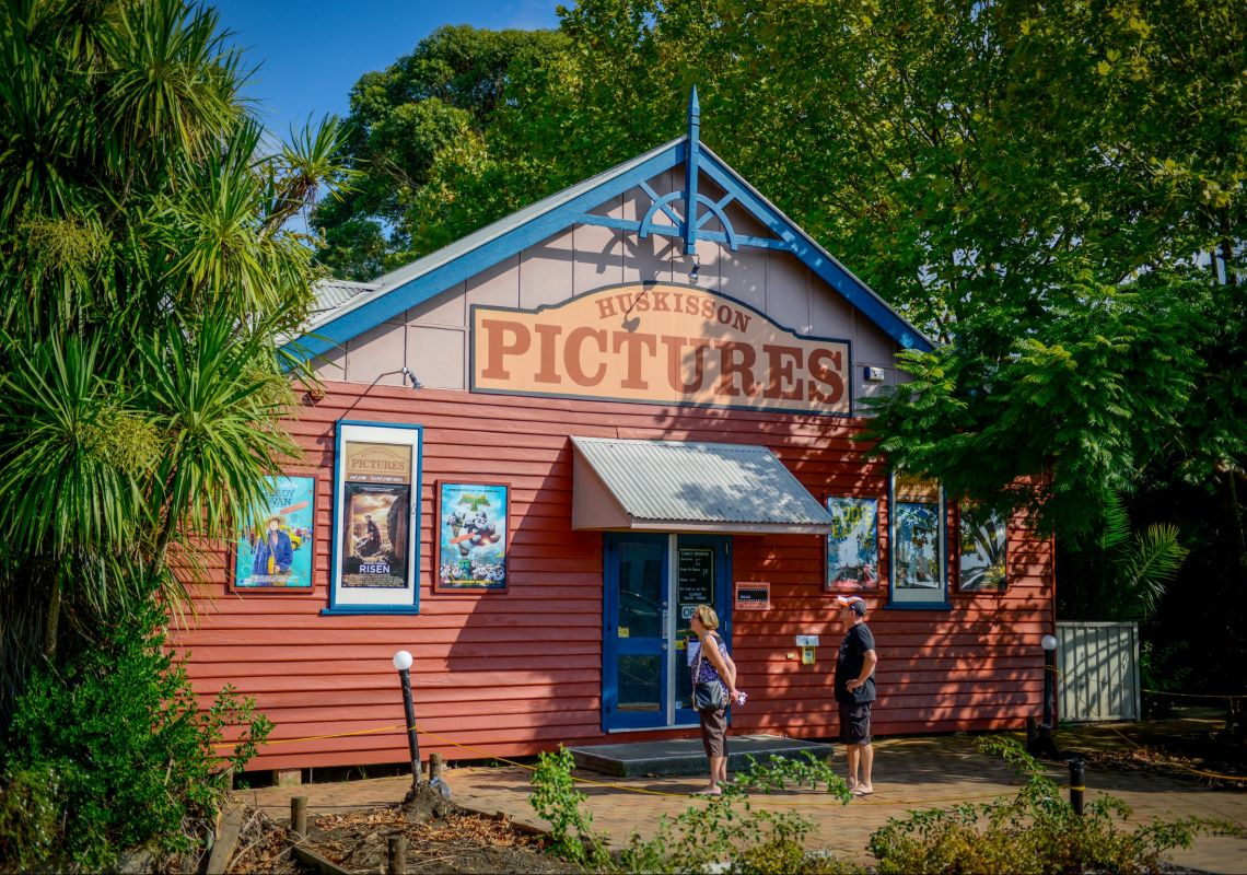 Huskisson Pictures Cinema - Jervis Bay and Shoalhaven