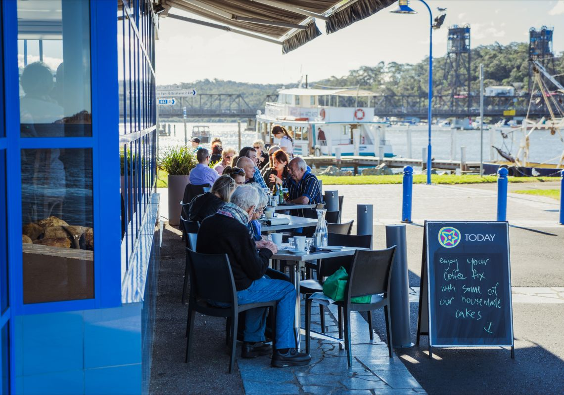Starfish Deli Restaurant and Function Centre - Batemans Bay