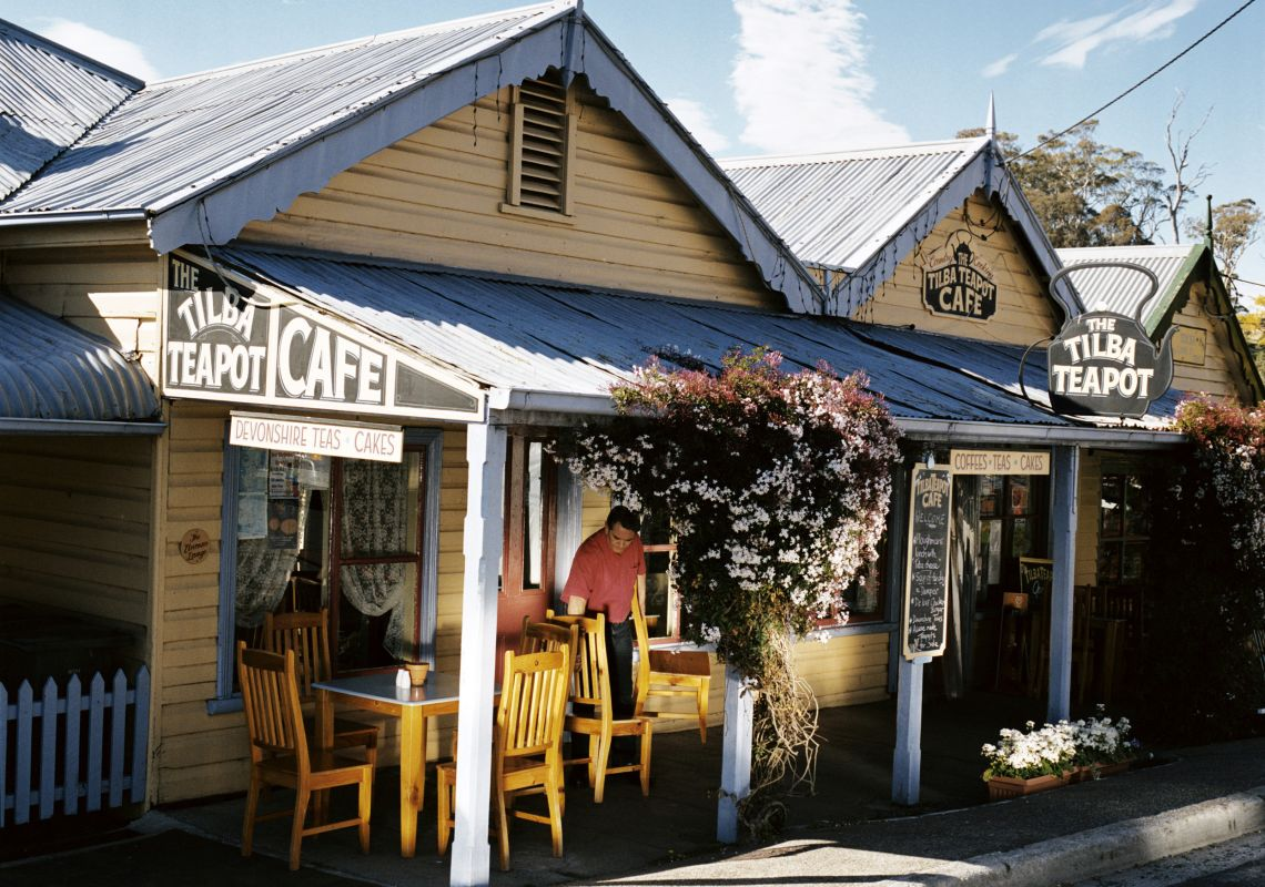The Tilba Teapot Cafe - Central Tilba - Eurobodalla