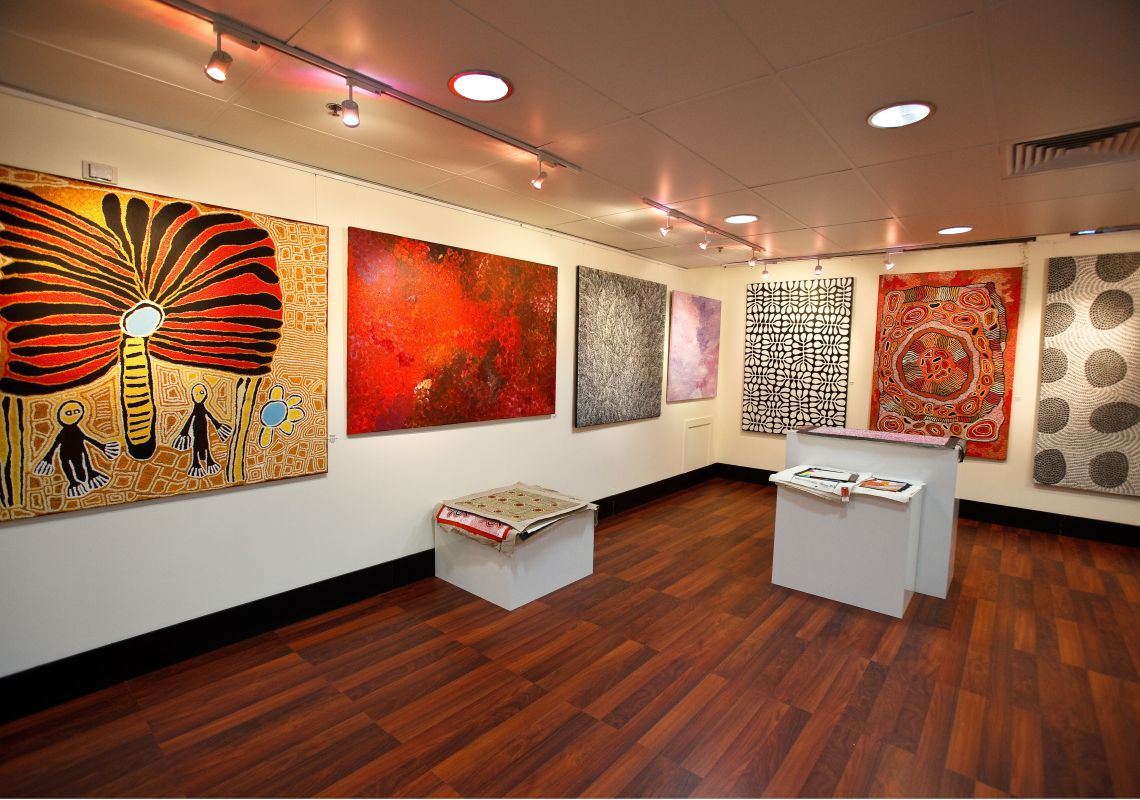 Waradah Aborignal Centre, Blue Mountains