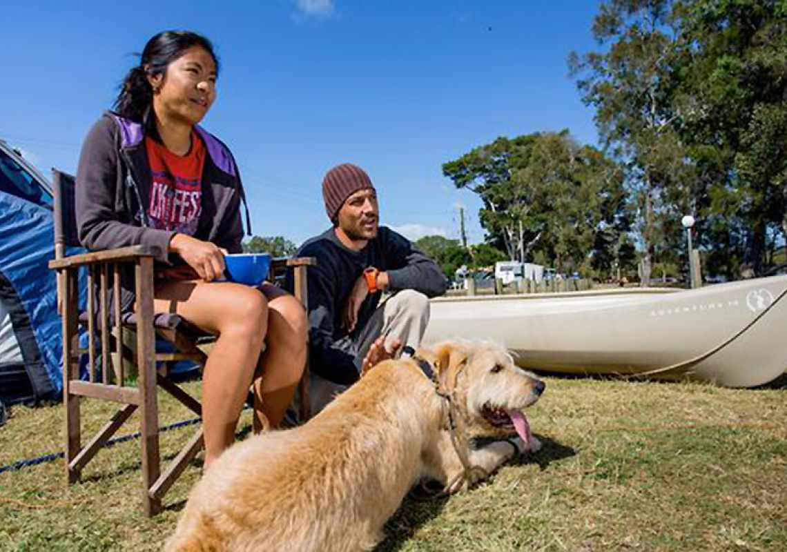 Pet Friendly Holiday Parks NSW - Holidays With Dogs & Camping