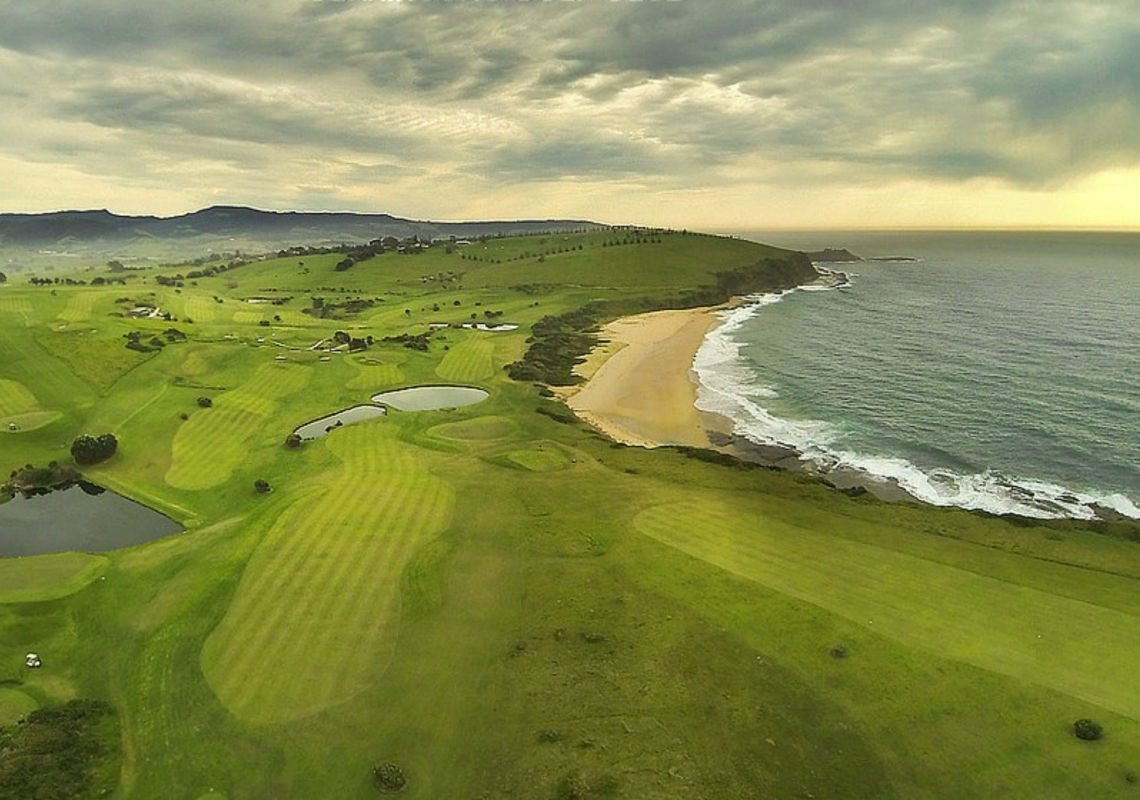 Gerringong Golf Club, situated between beautiful Gerringong and Gerroa