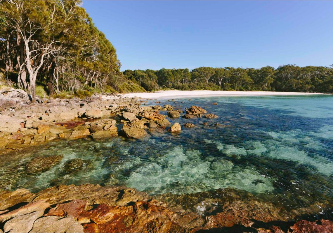 Jervis Bay Australia Find Hotels Camping Beaches