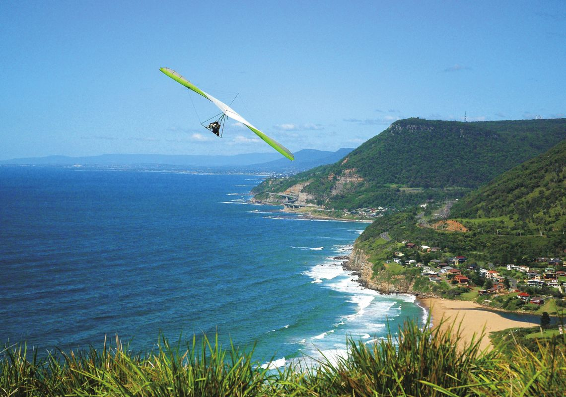 Stanwell Park NSW - Plan a Holiday - Stanwell Tops, Caravan Parks ...