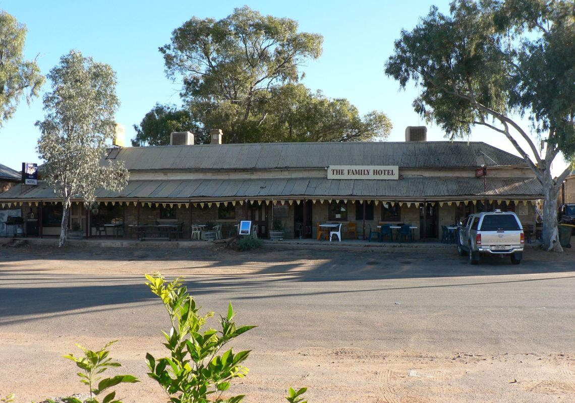 The Family Hotel - Tibooburra