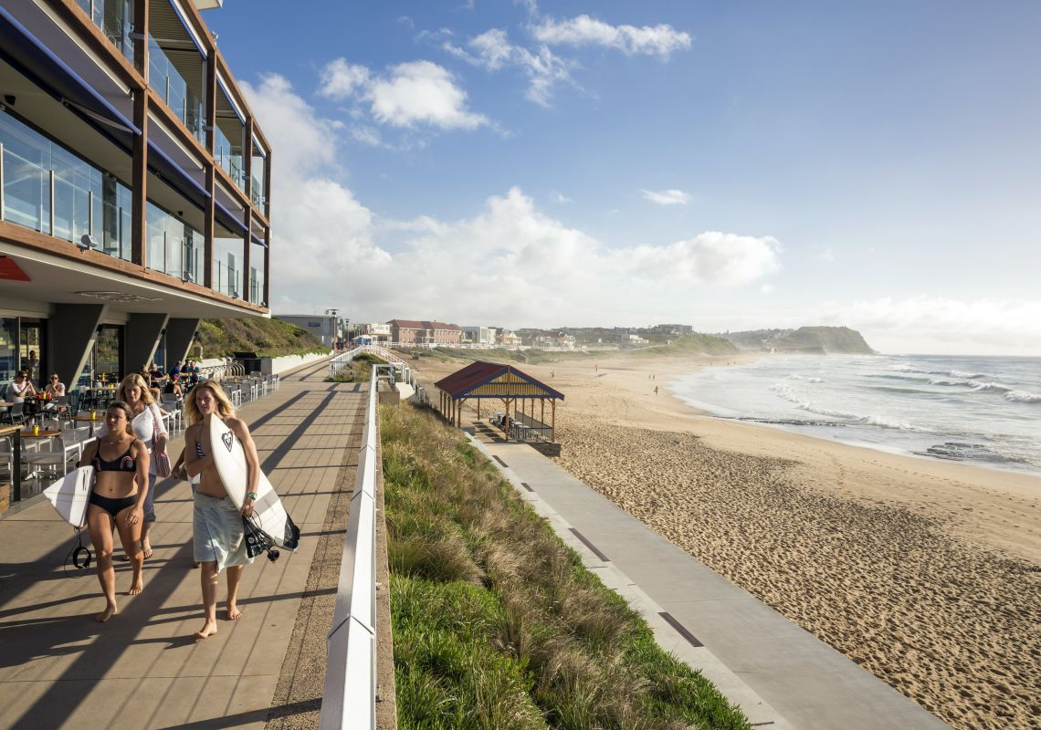 Merewether Beach, Newcastle, NSW