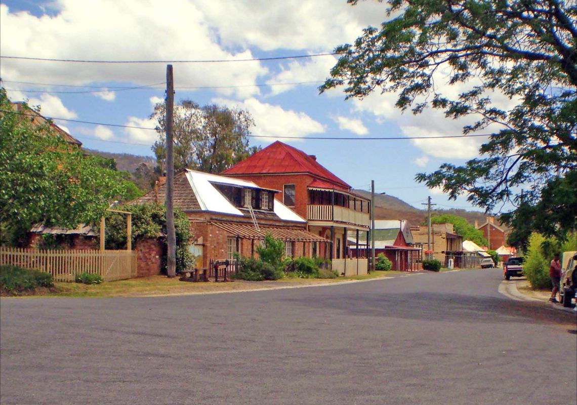 Sofala Historical Village - Bathurst Area
