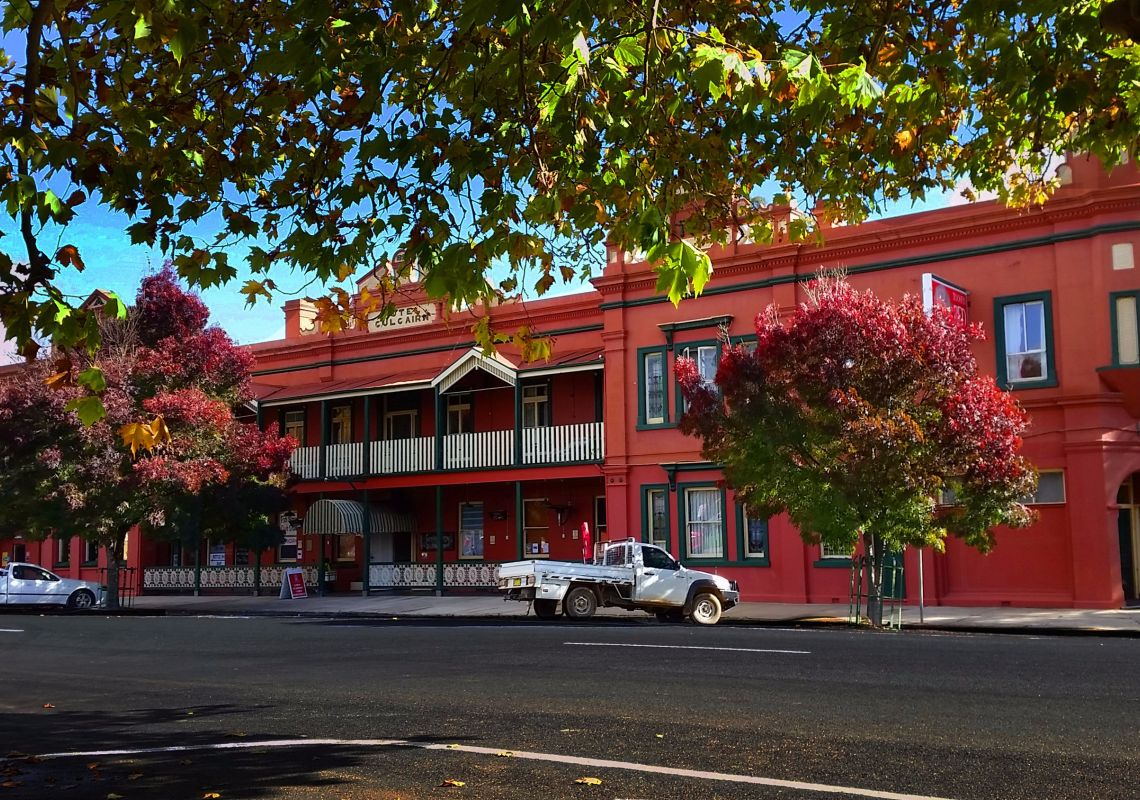 Culcairn Hotel - The Murray - Country NSW