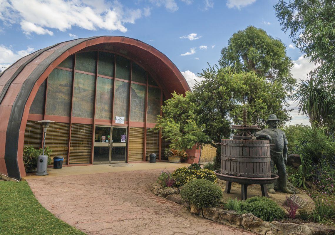 McWilliam's Estate Wine Cellar Doors, Hanwood