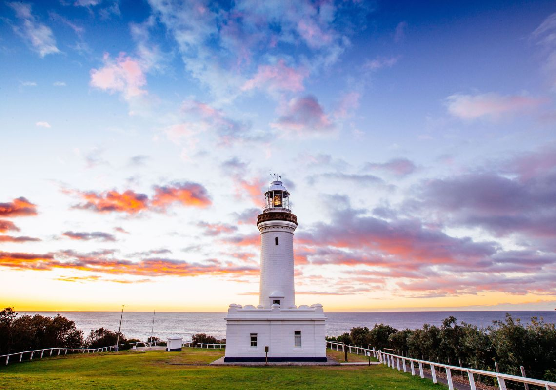 Norah Head Lighthouse - Central Coast