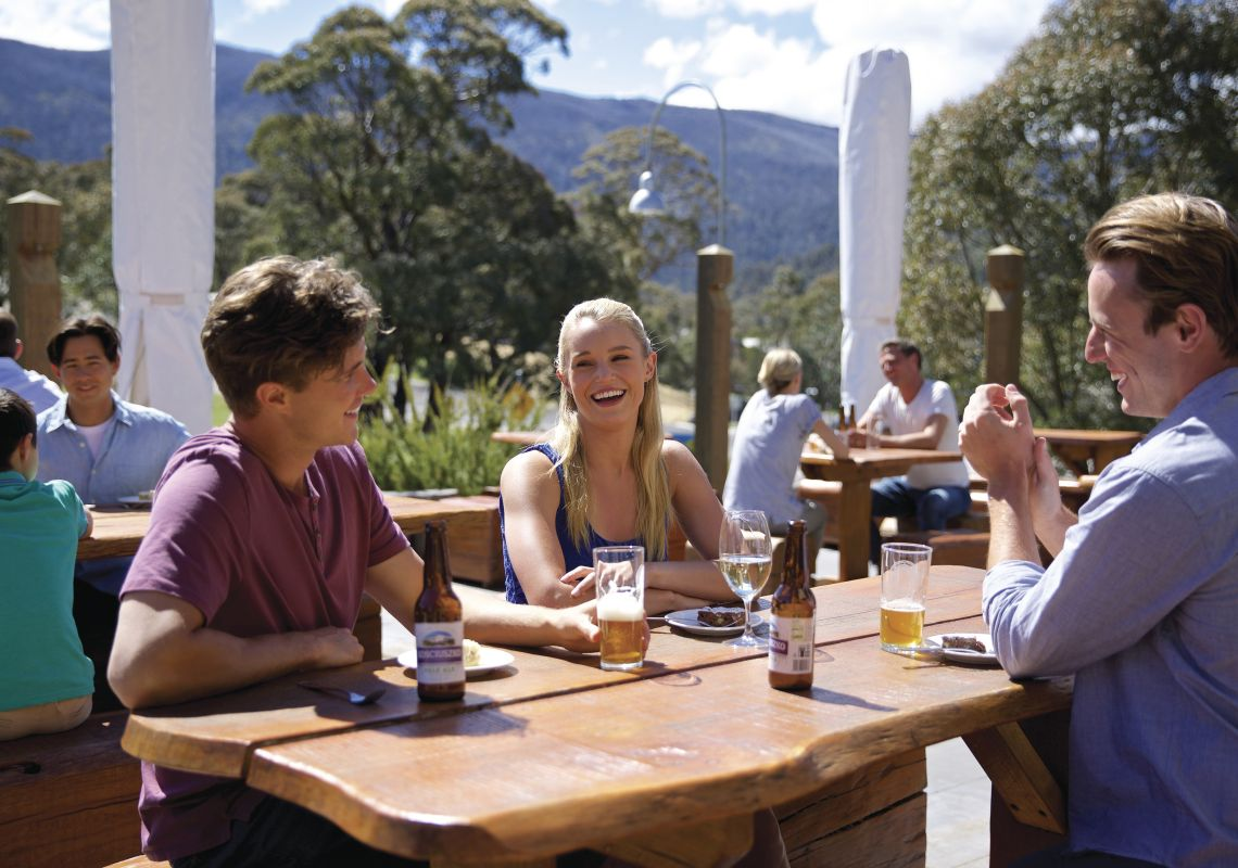 Alpine Larder, Lake Crackenback Resort and Spa