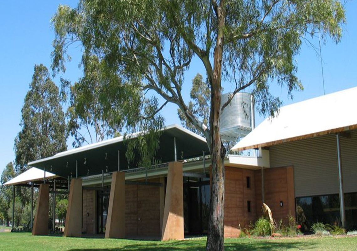The Cooee Heritage Centre in Gilgandra, NSW